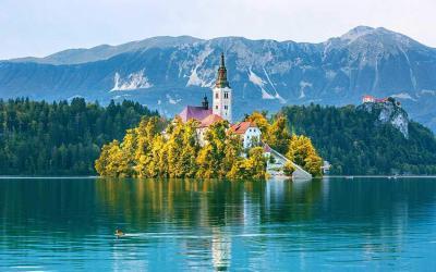 Ljubljana to Lake Bled Kayak & SUP Tour