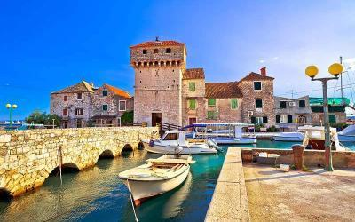 SUP Game of Thrones Tour in Kaštela Split