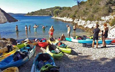 Hvar Kayaking Adventure